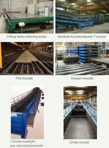 Mould systems