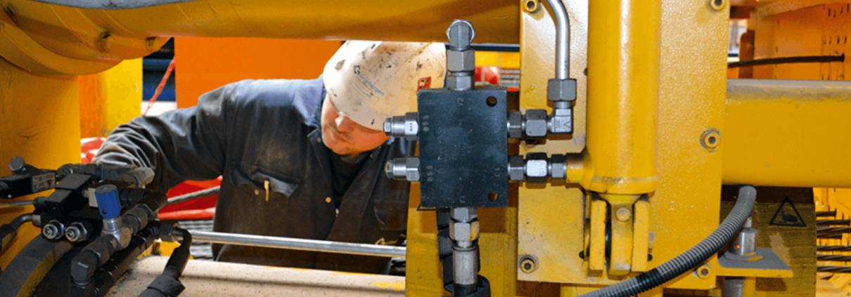 Grimbergen Service en Onderhoud monteur