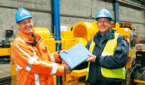 Service en Preventief Onderhoud - Grimbergen Industrial Systems