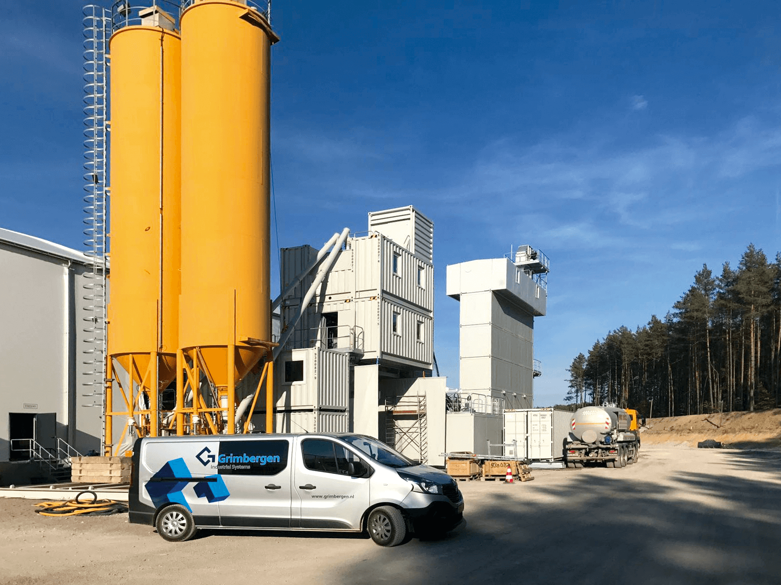 Preventief Onderhoud Grimbergen Industrial Systems